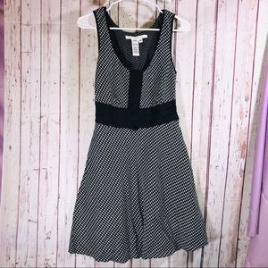 NWT Max Studio Fit and Flare Dress Size M